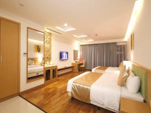 Phòng Premier Đôi hoặc có 2 giường đơn Nhìn ra Biển