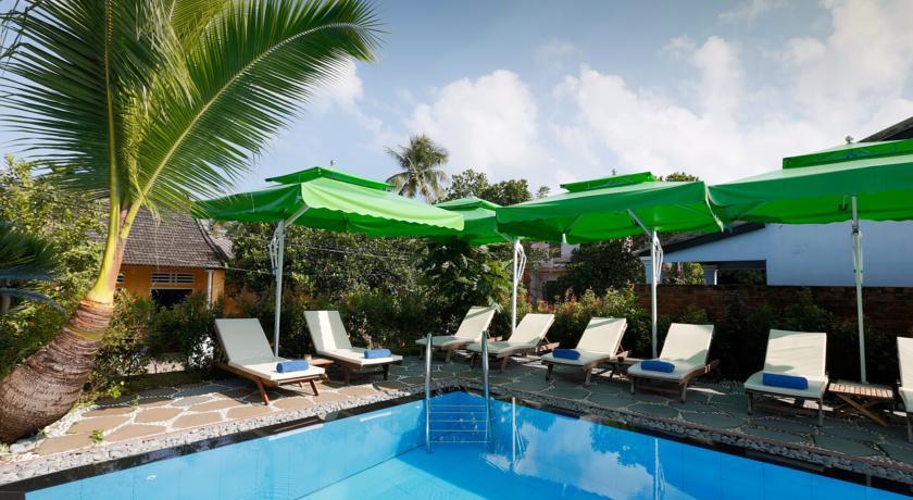 Betel Garden Homestay - Vườn Trầu Resort