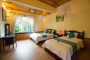 Deluxe Suite nhìn ra Vườn