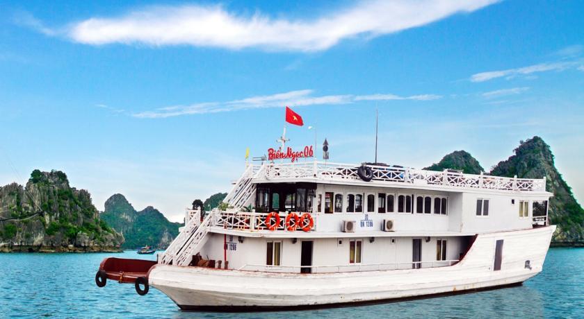 Du thuyền Biển Ngọc 06