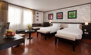Phòng Deluxe có Giường cỡ King/ 2 Giường Đơn