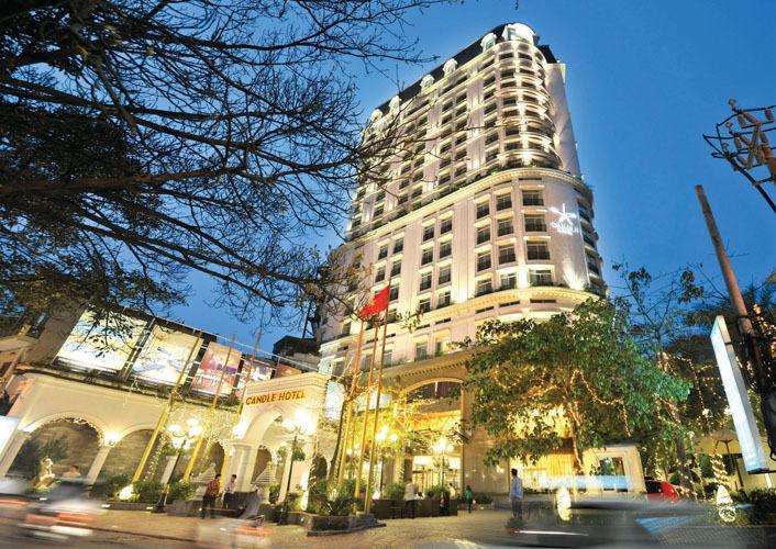 Khách sạn Candle Hà Nội