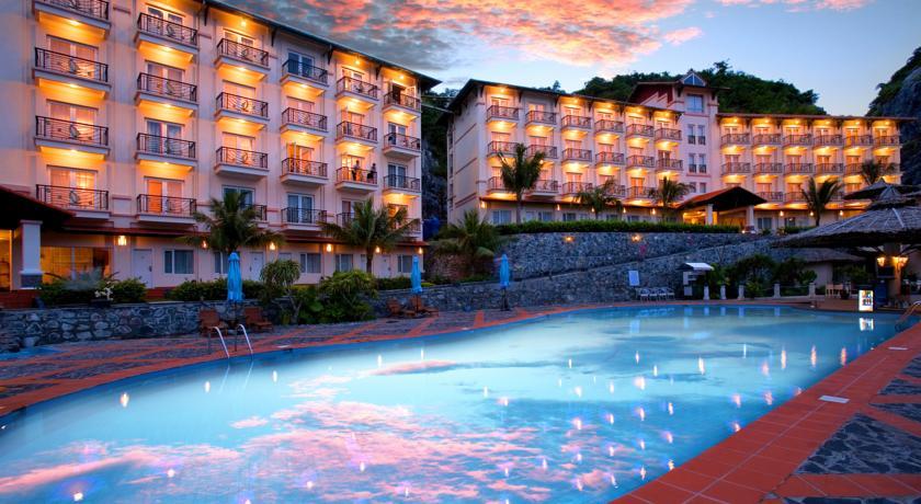 Cat Ba Island Resort & Spa.