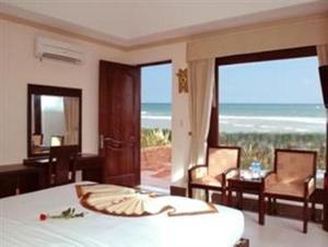 Phòng sang trọng nhìn ra biển
