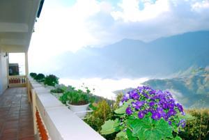 Phòng Superior Đôi hoặc 2 Giường đơn nhìn ra núi non