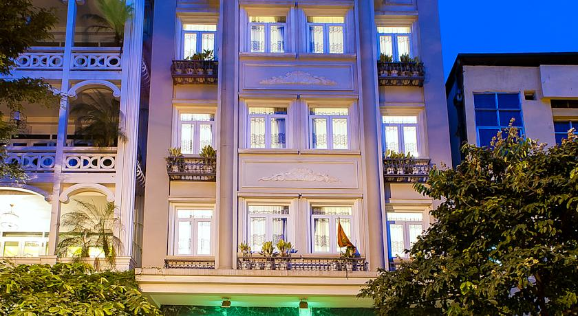 Khách sạn Cherry 1