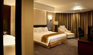 Phòng có giường cỡ King - Có thiết kế cho Khách khuyết tật/ Không hút thuốc