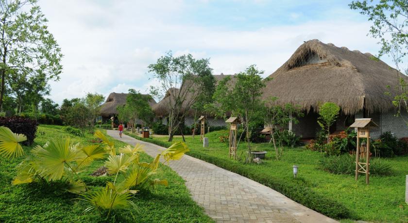 Cúc Phương Resort & Spa.