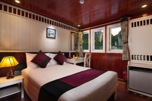 Cabin Superior Giường Đôi/2 Giường Đơn - 3 Ngày 2 Đêm + Dịch vụ đưa đón 2 Chiều Miễn phí Hà Nội - Hạ Long