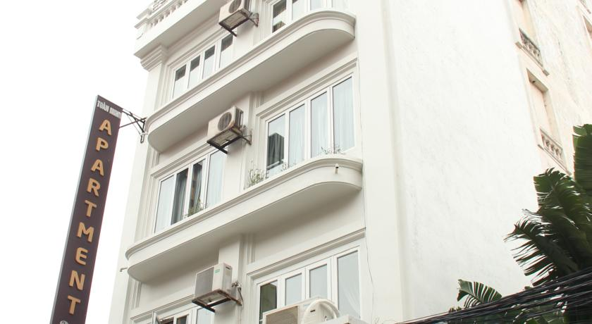 Duy Tân Apartment Building