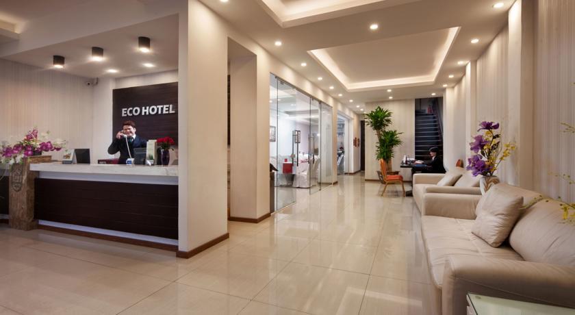 Khách sạn Eco Hotel
