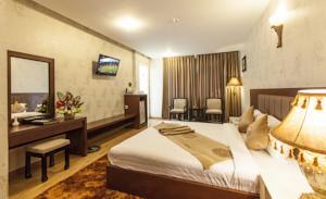 Phòng Premium có Giường cỡ King