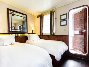 Phòng Deluxe Giường Đôi/2 Giường Đơn nhìn ra Biển - 2 Ngày 1 Đêm