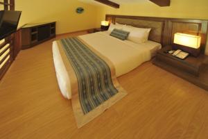 Biệt thự 3 Phòng ngủ (4 Người lớn)- Nhìn ra Bãi biển