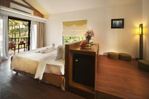 Phòng Deluxe Giường Đôi/2 Giường Đơn Nhìn ra Biển - Khu vực Bãi biển