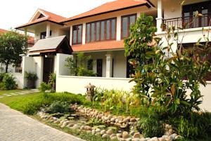Biệt thự 3 Phòng ngủ với Hồ bơi Riêng - Không bao gồm Bữa sáng