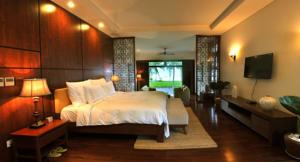 Biệt thự 3 Phòng ngủ Nhìn ra Đại dương