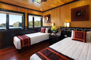 Phòng Premier Giường Đôi hoặc 2 Giường Đơn - 2 Ngày 1 Đêm