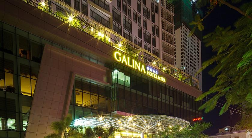 Galina Hotel & Spa