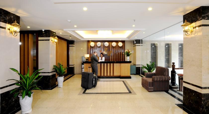 Khách sạn Gallant