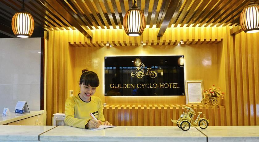 Khách sạn Golden Cyclo