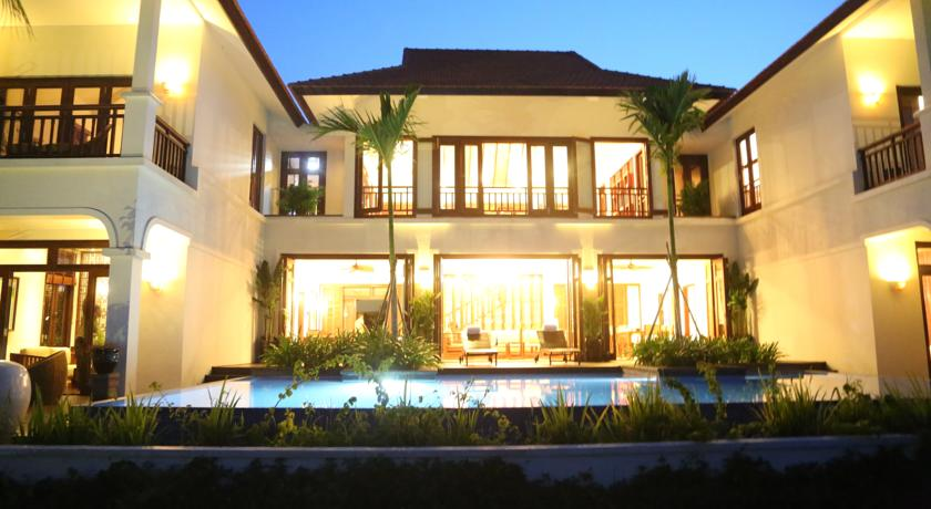 Golden Lotus D6 Diamond Villa Danang