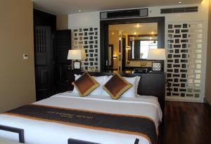 Suite 1 phòng ngủ với hồ bơi riêng