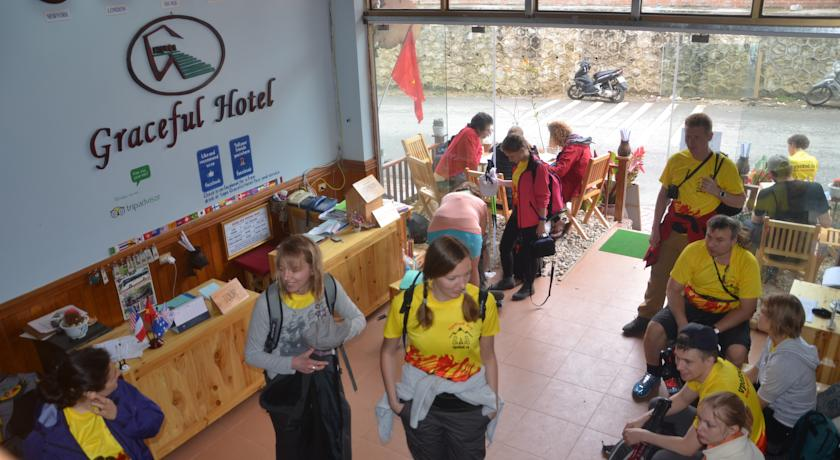 Khách sạn Graceful Sapa