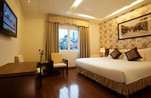 Phòng Premium Giường Đôi