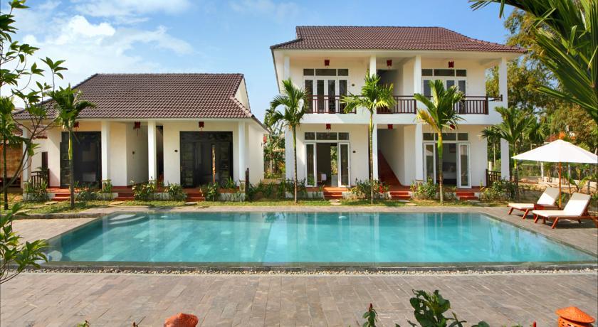 Green Areca villa