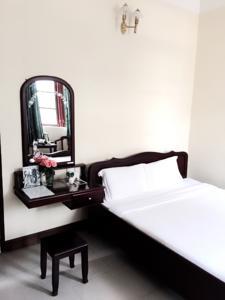 Phòng Đôi hoặc 2 Giường đơn Tiêu chuẩn có Ban công