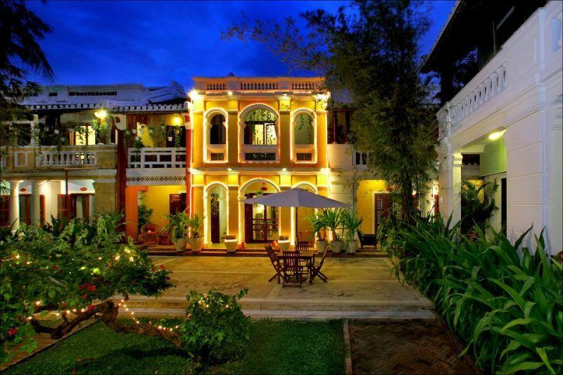 Khách sạn Hà An