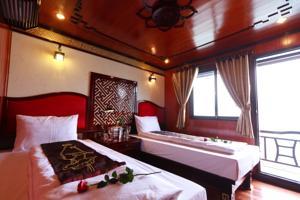 Phòng có Giường đôi hoặc 2 Giường đơn - 3 Ngày 2 Đêm