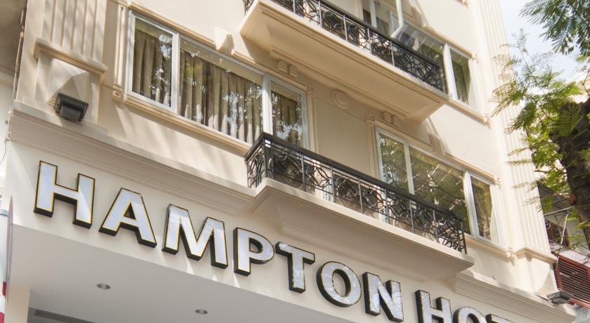 Khách sạn Hampton