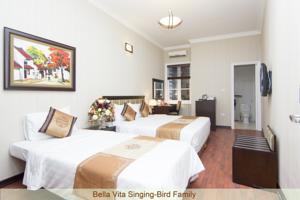 Phòng Gia đình Bella Vita View