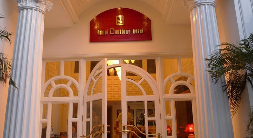 Khách sạn Hà Nội Boutique 1
