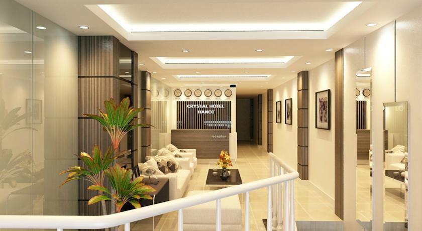 Khách sạn Hà Nội Crystal