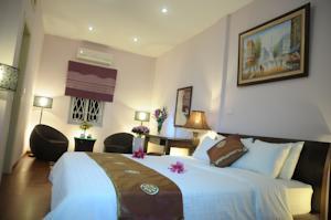 Phòng Premium Giường Đôi với Cửa sổ