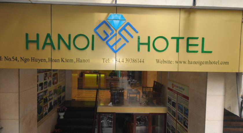 Khsch sạn Hà Nội Gem