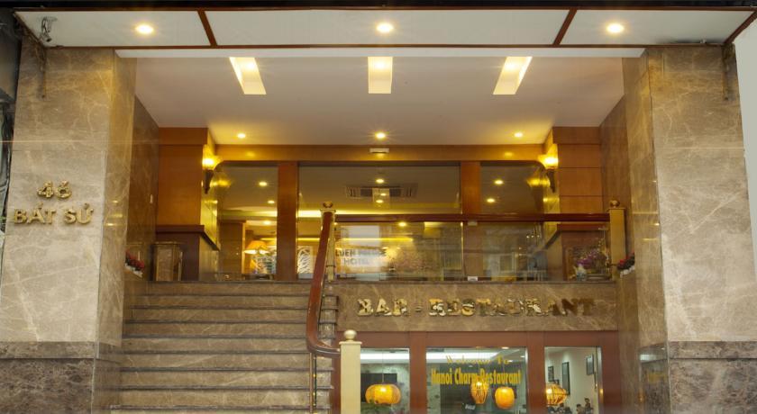 Khách sạn Hà Nội Golden Palace