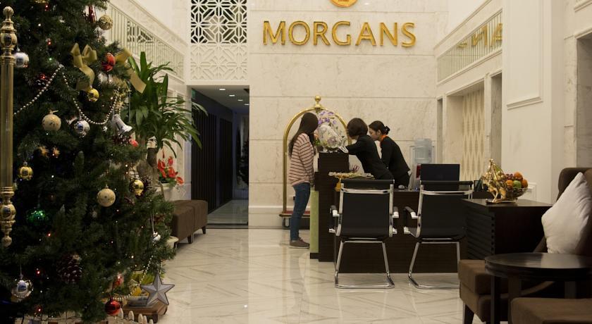 Khách sạn Hà Nội Morgans