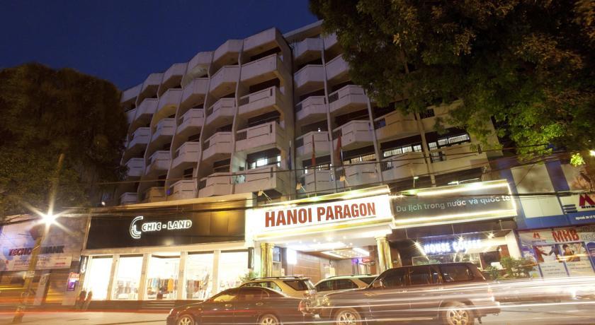 Khách sạn Hà Nội Paragon