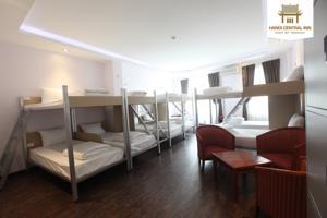 Giường Đơn Deluxe trong Phòng nghỉ Tập thể cho Nam