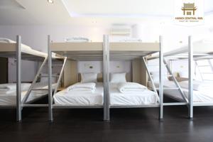 Giường Đơn Superior trong Phòng nghỉ Tập thể 14 giường cho cả nam và nữ