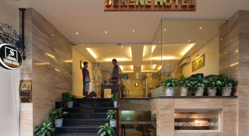 Khách sạn Hà Nội Serene