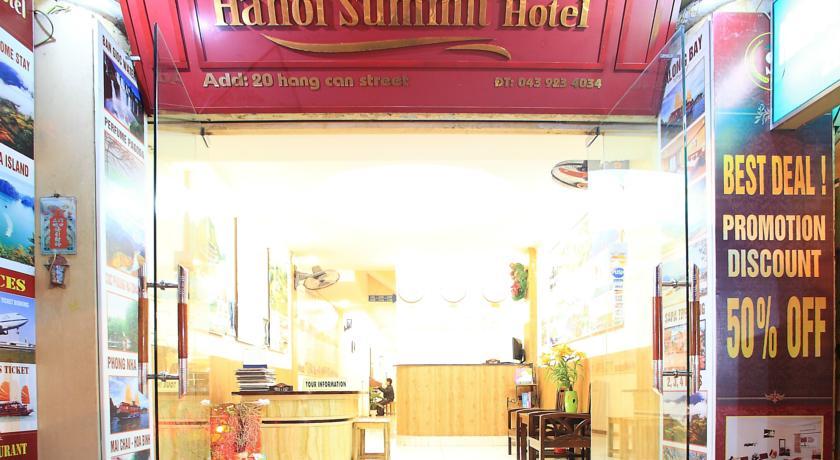 Khách sạn Hà Nội Summit