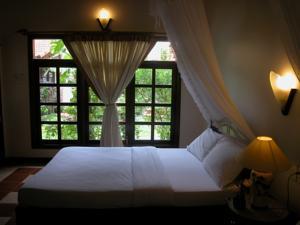 Bungalow với 2 giường đơn