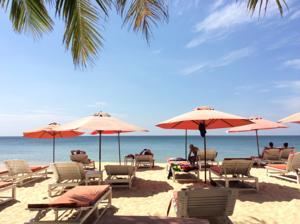 Bungalow Nhìn ra Biển