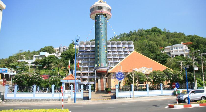 Khách sạn Hoa Tiêu