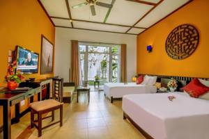 Phòng Grand Deluxe Giường Đôi/2 Giường Đơn - Bao gồm Quyền lui tới Spa